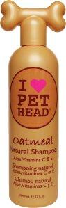 Pet Head Oatmeal Shampoo, 354ml