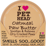 Pet Head Oatmeal Paw Butter, 59 ml