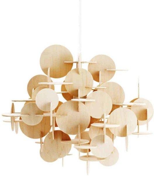 Normann Copenhagen Bau taklampe stor