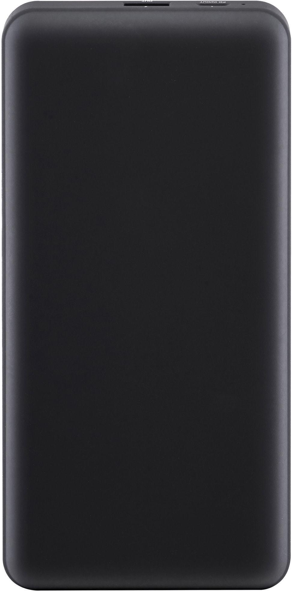 Sandstrøm 20 100 mAh USB type C powerbank (aluminium