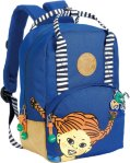 Pippi Langstrømpe Retro Backpack (Small)