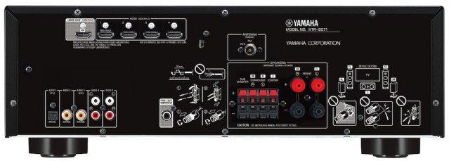 Yamaha HTR-2071
