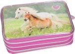 Horses Dreams Triple Pencil Case
