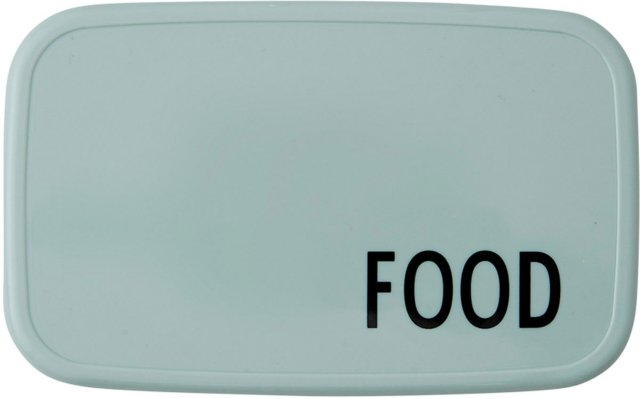 Design Letters Food Lunch Box