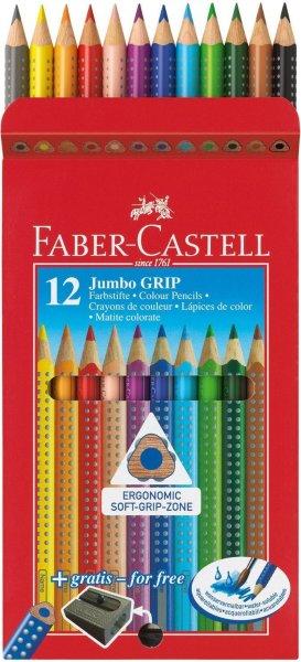 Faber Castell Jumbo Grip (12 stk)