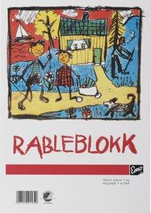 Rableblokk A4 (50 blad)