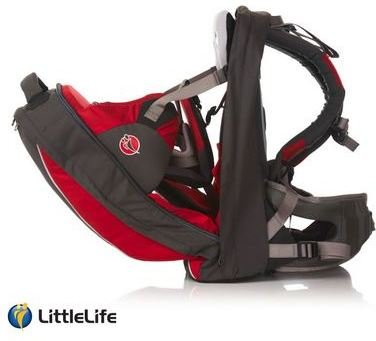 LittleLife Ultralight Convertible S3