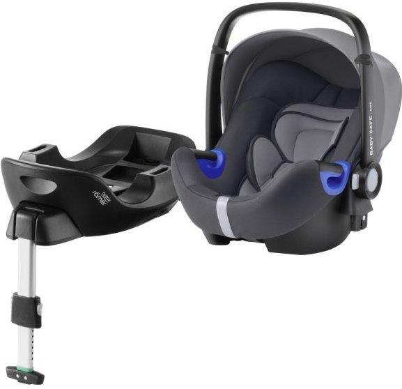 Britax Baby-Safe 2 i-Size (inkl. base)
