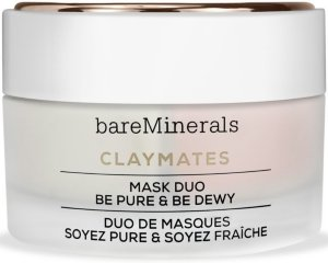 bareMinerals Claymates Mask Duo Be Pure