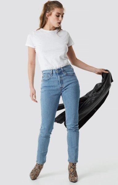 Levi's 501 Skinny Fit (Dame)