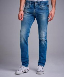 Replay Anbass Power Stretch Jeans (Herre)