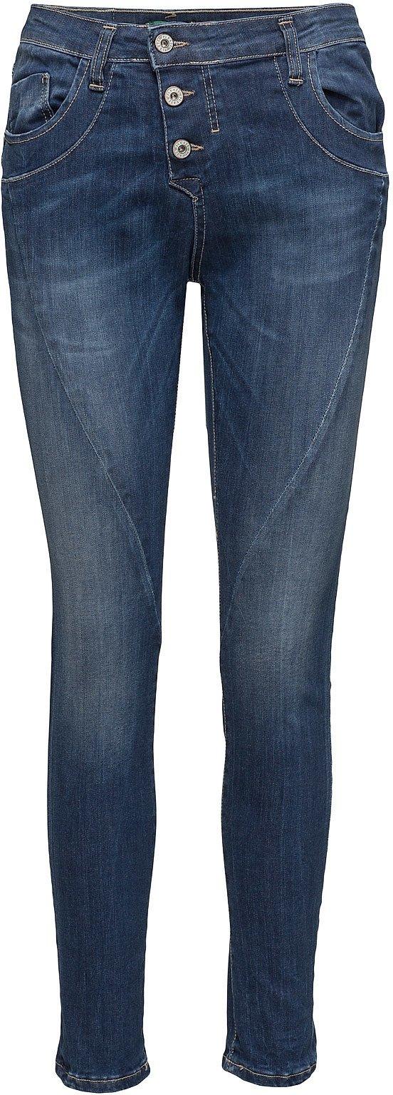 Blue Jeans Slender Vel  Please  Straight Leg Jeans - Dameklær er billig