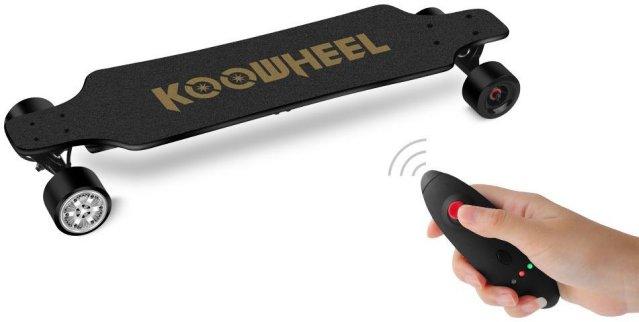 Koowheel Kooboard