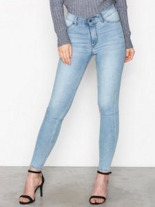 Best pris på Cheap Monday High Spray Jeans Skinny Fit (Dame