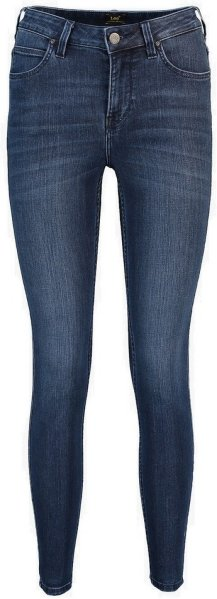 Lee Jeans Scarlett Cropped High (Dame)