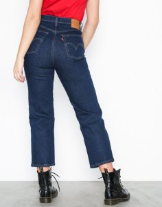 Best pris på Levi's Ribcage Jeans (Dame) Se priser før