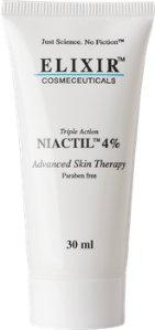 Elixir Cosmeceuticals Niactil 4% 30 ml