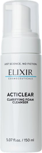 Elixir Cosmeceuticals Acticlear Foam Cleanser (150 ml)