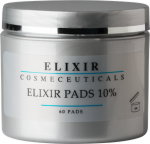 Elixir Pads 10% (60 stk)