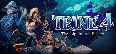 Trine 4: The Nightmare Prince til Playstation 4
