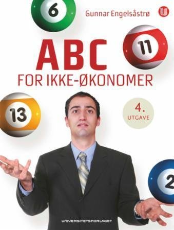 Universitetsforlaget ABC for ikke-økonomer
