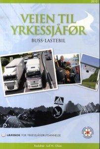 Veien til yrkessjåfør: Buss, lastebil