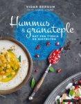Hummus og granateple
