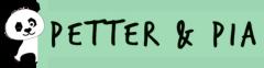 Petter & Pia logo