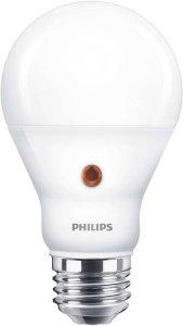 Philips White E27 Sensor