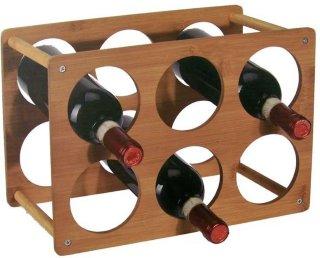 Vinstativ for 6 flasker