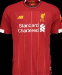 New Balance Liverpool Hjemmedrakt 2019/20