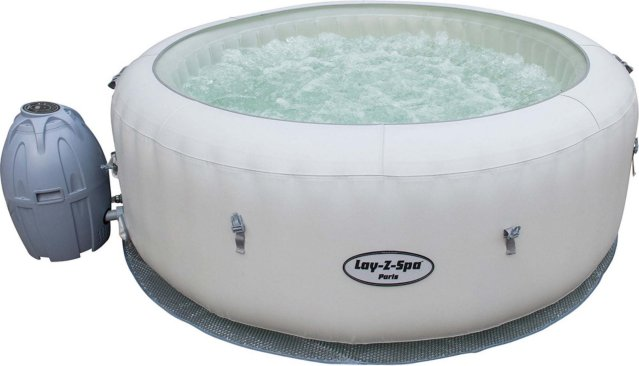Bestway Lay-Z-Spa Paris
