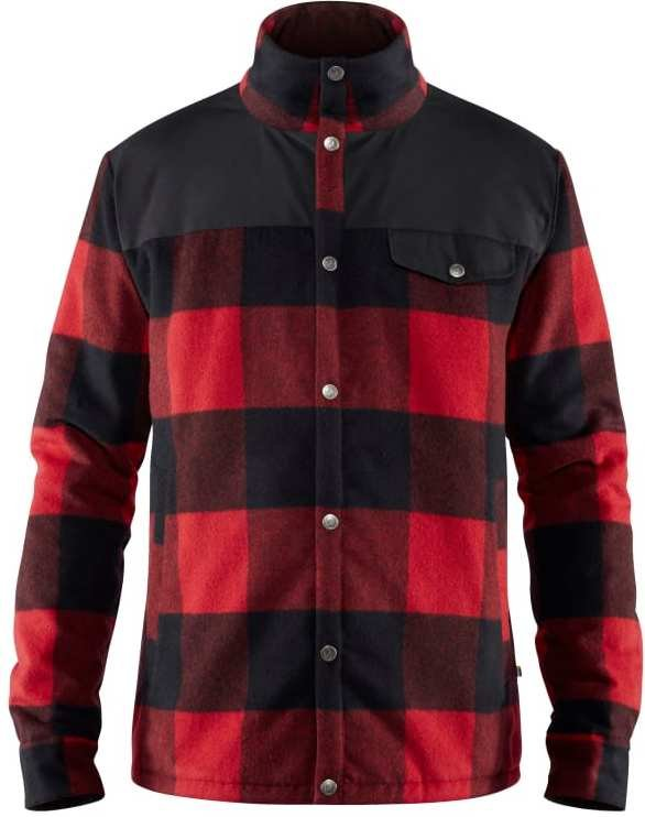 Kjøp Fjällräven Sarek Heavy Flannel Shirt fra Outnorth