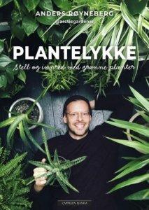 Plantelykke: Stell og innred med grønne planter