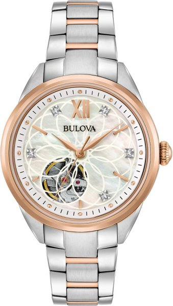 Bulova Classic Automatic Diamond (98P170)
