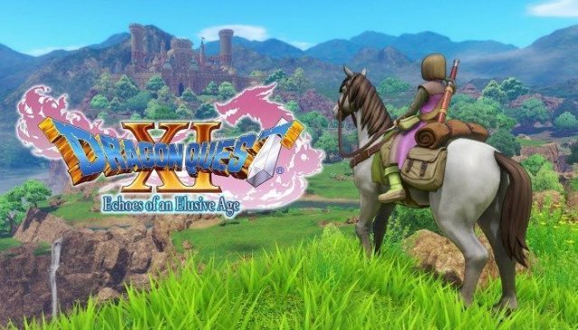 Square Enix Dragon Quest XI S: Echoes of an Elusive Age - Definitive Edition