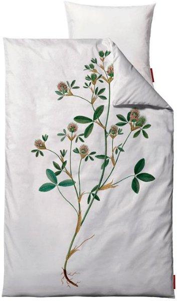 Södahl Rødkløver sengesett