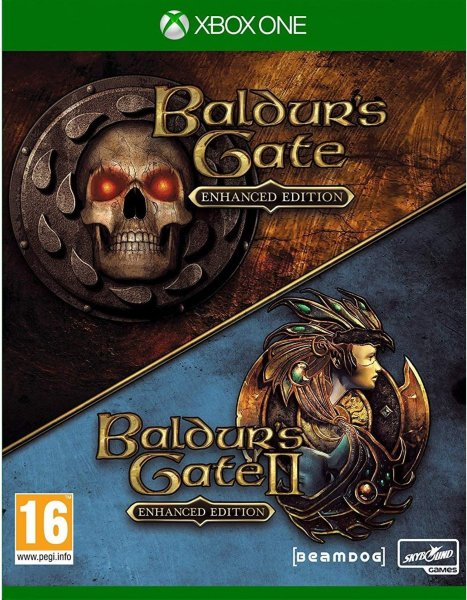 Baldur's Gate: Enhanced Edition til Xbox One
