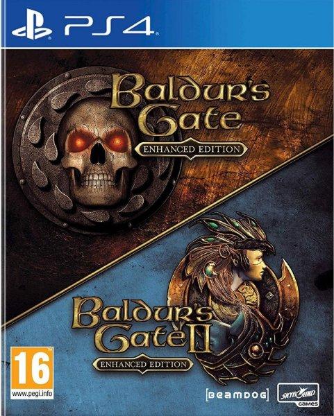 Baldur's Gate: Enhanced Edition til Playstation 4
