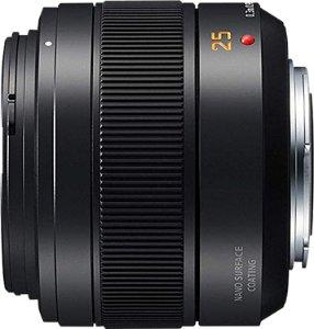 Panasonic Leica DG Summilux 25mm f/1.4 II ASPH