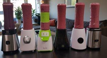 Test: Modern House Twist blender