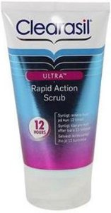 Clearasil Rapid Action Cream Scrub