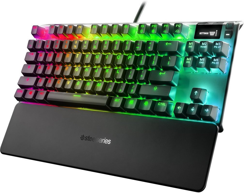 Best pris på SteelSeries tastatur, mekanisk tastatur Se