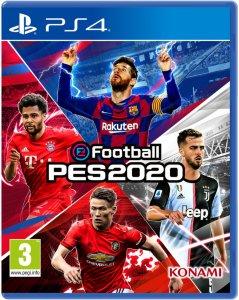 eFootball PES 2020 til Playstation 4