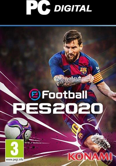 eFootball PES 2020 til PC