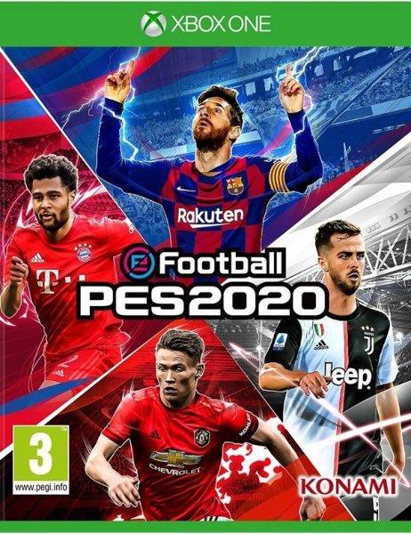 eFootball PES 2020 til Xbox One