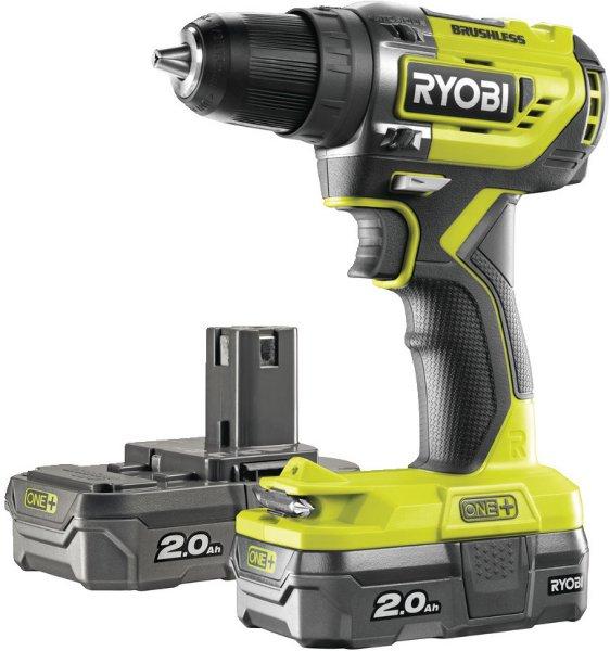 Ryobi One+ R18DD5-220S (2x2,0Ah)