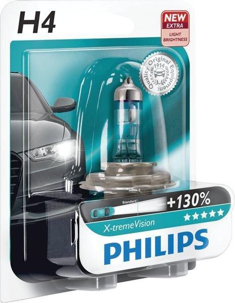 Philips H4 X-tremeVision+
