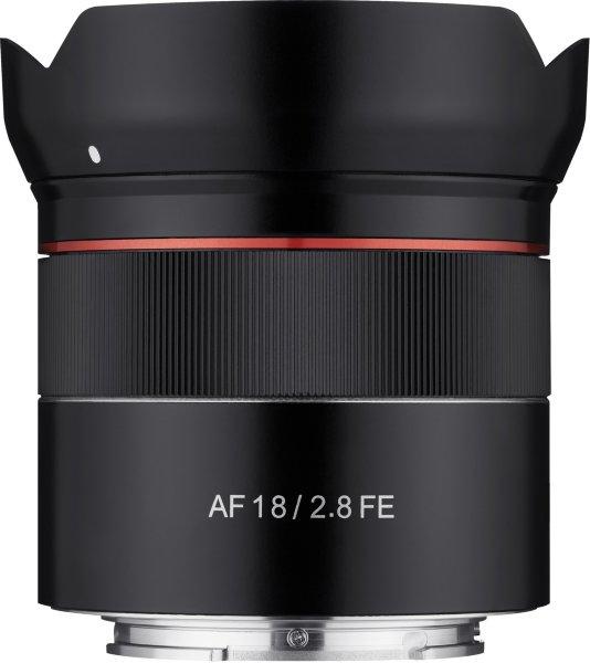 Samyang AF 18mm f/2.8