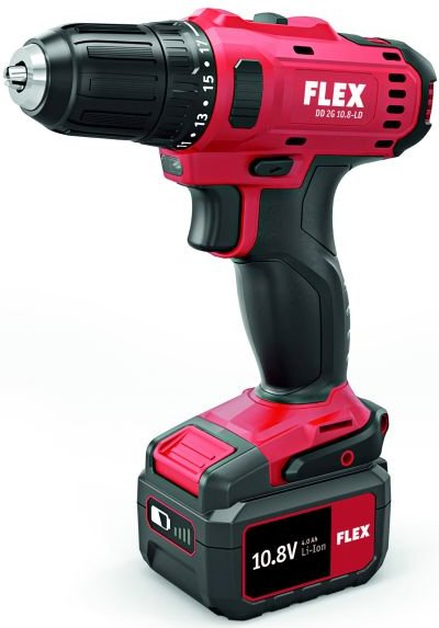 Flex DD 2G 10,8-LD (2x4,0Ah)